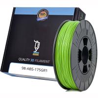 Compatible ABS 1.75mm Apple Green 1kg 3D Filament (ABS175GR1)