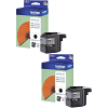 Original Brother LC129XL Black Twin Pack High Capacity Ink Cartridges (LC129XLBK)