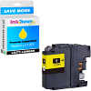 Premium Compatible Brother LC12EY Yellow Ink Cartridge (LC12EY)