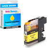 Premium Compatible Brother LC22EY Yellow Ink Cartridge (LC22EY)