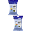 Original Brother LC3219XLBK Black Twin Pack High Capacity Ink Cartridges (LC3219XLBK)