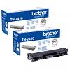 Original Brother TN-2410 Black Twin Pack Toner Cartridges (TN2410)