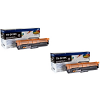 Original Brother TN-241BK Black Twin Pack Toner Cartridges (TN241BK)