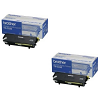 Original Brother TN-3030 Black Twin Pack Toner Cartridges (TN3030)