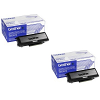 Original Brother TN-3170 Black Twin Pack High Capacity Toner Cartridges (TN3170)