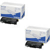 Original Brother TN-4100 Black Twin Pack Toner Cartridges (TN4100)