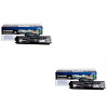 Original Brother TN-900BK Black Twin Pack Super High Capacity Toner Cartridges (TN900BK)