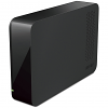 Original Buffalo DriveStation 4TB Black USB 3.0 External Hard Drive (HD-LC4.0U3B-EU)