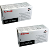 Original Canon 1421A002 Black Twin Pack Toner Cartridges (1421A002AA)