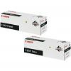 Original Canon C-EXV1 Black Twin Pack Toner Cartridges (4234A002BA)