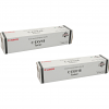 Original Canon C-EXV18 Black Twin Pack Toner Cartridges (0386B002AA)