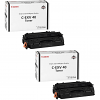 Original Canon C-EXV40 Black Twin Pack Toner Cartridges (3480B006AA)
