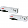Original Canon C-EXV7 Black Twin Pack Toner Cartridges (GPR10/7814A002)