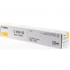 Original Canon C-EXV55 Yellow Toner Cartridge (2185C002)