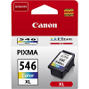 Original Canon CL-546XL Colour High Capacity Ink Cartridge (8288B001)