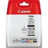 Original Canon CLI-581 CMYK Multipack Ink Cartridges (2103C004)