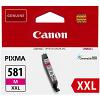 Original Canon CLI-581MXXL Magenta Extra High Capacity Ink Cartridge (1996C001)