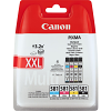 Original Canon CLI-581XXL CMYK Multipack Extra High Capacity Ink Cartridges (1998C005)