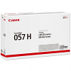 Original Canon 057H Black High Capacity Toner Cartridge (3010C002)