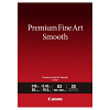 Original Canon FA-SM1 310gsm Premium Fine Art Smooth A3 Cotton Matte Photo Paper - 25 Sheets (1711C003)