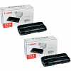 Original Canon FX4 Black Twin Pack Toner Cartridges (1558A003AA)