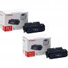 Original Canon FX7 Black Twin Pack Toner Cartridges (7621A002AA)