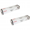 Original Canon NPG-11 Black Twin Pack Toner Cartridges (1382A002)