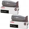 Original Canon NPG-3 Black Twin Pack Toner Cartridges (1374A002AA)