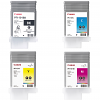 Original Canon PFI-101 CMYK Multipack Ink Cartridges (0883B001 / 0884B001 / 0885B001 / 0886B001)