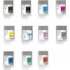 Original Canon PFI-103 / PFI-101 Multipack Set Of 11 Ink Cartridges (PFI-101MBK /BK/C/M/Y /PC/PM/GY/B/G/R)