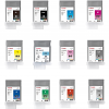Original Canon PFI-103 / PFI-101 Multipack Set Of 12 Ink Cartridges (PFI-101MBK /BK/C/M/Y/PC/PM /GY/PGY/B/G/R)