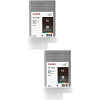 Original Canon PFI-103BK Black Twin Pack Ink Cartridges (2212B001AA)