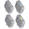 Original Canon PFI-306 CMYK Multipack Ink Cartridges (6657B001 / 6658B001 / 6659B001 / 6660B001)