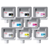 Original Canon PFI-306 Multipack Set Of 8 Ink Cartridges (PFI-306BK MBK/C/M/Y/PC/PM/GY)