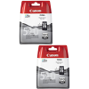 Original Canon PG-510 Black Twin Pack Ink Cartridges (2970B008)