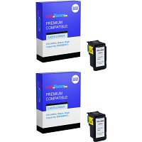Premium Compatible Canon PG-545XL Black Twin Pack High Capacity Ink Cartridges (8286B001)