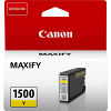 Original Canon PGI-1500Y Yellow Ink Cartridge (9231B0010