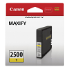 Original Canon PGI-2500Y Yellow Ink Cartridge (9303B001)