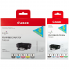 Original Canon PGI-9 Multipack Set Of 10 Ink Cartridges (1034B013 / 1033B013)