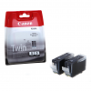 Original Canon PGI-5 Black Twin Pack Ink Cartridges (0628B030)