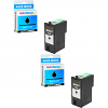 Premium Compatible Dell MJ264 Black Twin Pack Extra High Capacity Ink Cartridges