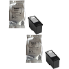 Original Dell Series 11 Black Twin Pack Ink Cartridges (592-10278)