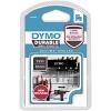 Original Dymo 1978365 White On Black 12mm x 3m D1 Durable Label Tape (1978365)