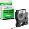 Compatible Dymo 40913 Black On White 9mm x 7m D1 Label Tape (S0720680)