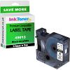 Premium Compatible Dymo 45013 Black On White 12mm x 7m D1 Label Tape (S0720530)