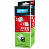 Original Dymo 2015540 Shipping/Name Badge Label Tapes 54 x 101mm 3 rolls 220 labels per roll (2015540)