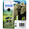 Original Epson 24 Black Ink Cartridge (C13T24214012)