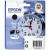 Original Epson 27 Black Ink Cartridge (C13T27014012)