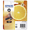 Original Epson 33 Photo Black Ink Cartridge (C13T33414012)