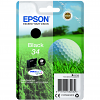 Original Epson 34 Black Ink Cartridge (C13T34614010)